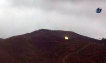 Esad rejimi Türkmen Dağı'nı vuruyor