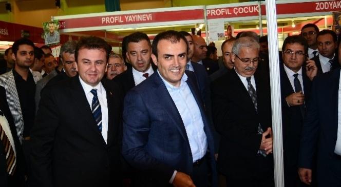 """Bakan Ünal: """"Türkiye Sizin Evinizdir"""""""