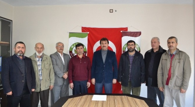 Çınar-Der'den Bayırbucak Türkmenlerine Yardım Kampanyası