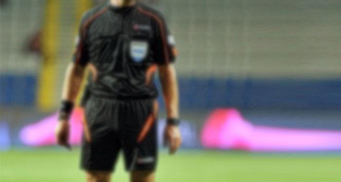 Süper Ligde 13. haftanın hakemleri belli oldu