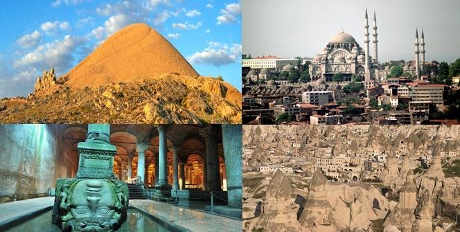 İşte Türkiye'nin UNESCO'daki en iyi 11 eseri