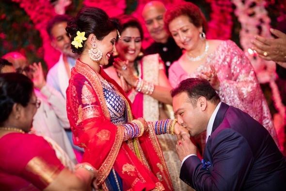 Antalya'da 5 gün 5 gece Hint düğünü