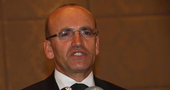 Başbakan Yardımcısı Mehmet Şimşek iş dünyası ile buluştu