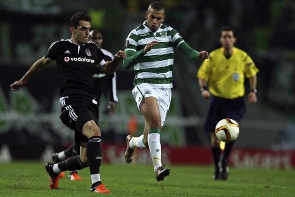 Sporting Lizbon 3-1 Beşiktaş