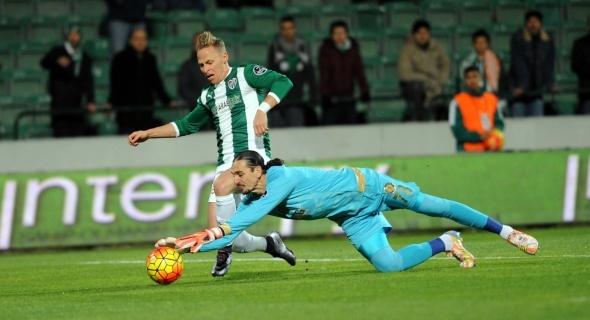 Bursaspor 0-4 Osmanlıspor