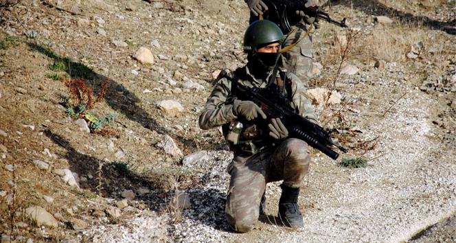 PKKnın üst düzey yöneticilerine hava destekli operasyon