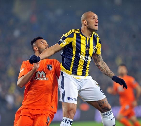 Fenerbahçe 1 Medipol Başakşehir 0 -Maç Özeti-
