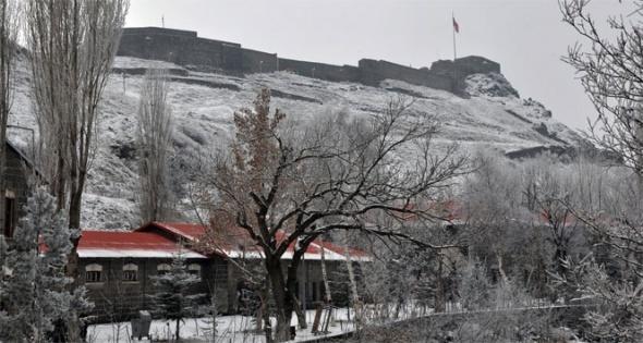 Kars'ta kartpostallık manzaralar