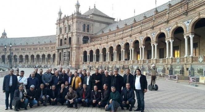 Kayseri Serbest Bölgesi İspanya'da Tanıtılıyor