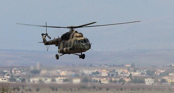 Rusyada helikopter düştü!