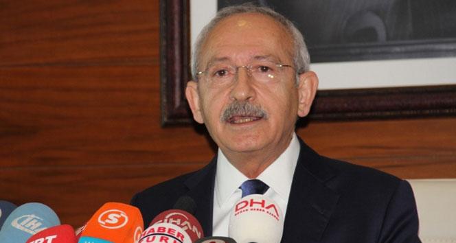Kılıçdaroğlundan Demokrasi ve Şehitler Mitingi kararı