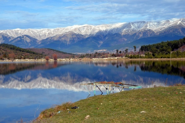 Marmara'nın Uzun Göl'ü turistlerin yeni gözdesi olacak