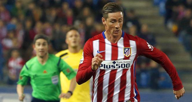 Fernando Torres golü unuttu
