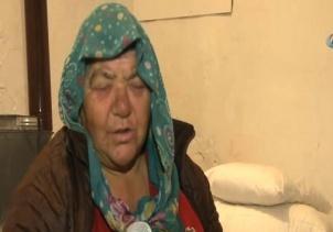 Yaşlı kadına belediye sahip çıktı
