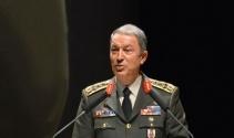 Genelkurmay Başkanı Akar:'Afrin harekatı başarıyla devam ediyor'