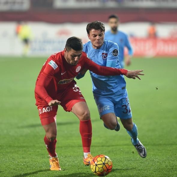 Trabzonspor Antalyaspor'u rahat geçti