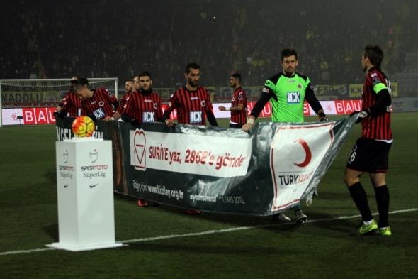 Gençlerbirliği 0 Fenerbahçe 1