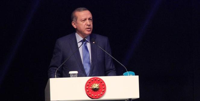 Erdoğan: 'FETÖ ve DAİŞ gibi örgütlere karşı uyanık olmalıyız'