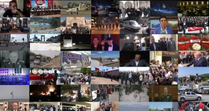 2015 böyle geçti! 2015 yılında Türkiye ve dünyada önemli olaylar