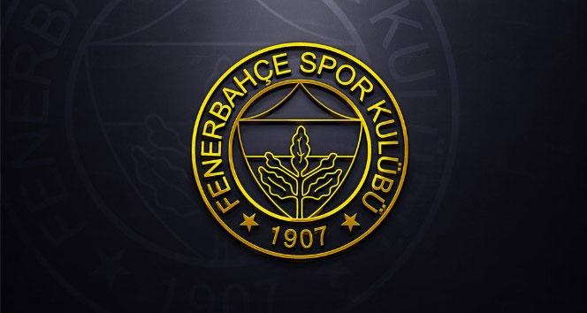 Fenerbahçeden o sözlere ilişkin açıklama