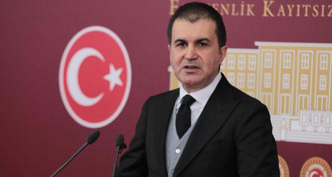 AK Parti Sözcüsü Ömer Çelik'ten Brunson açıklaması!
