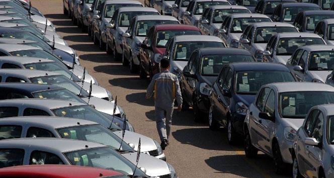 Avrupa otomotiv pazarı ilk 8 ayda arttı