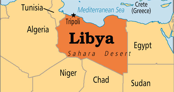 Libyada hava üssüne saldırı: 141 ölü