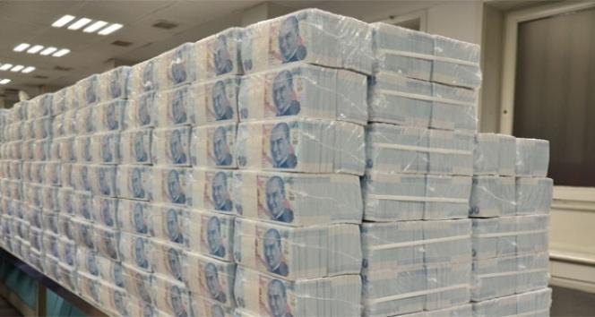 Hazine nakit dengesi Ağustos'ta 2 milyar 973 milyon lira açık verdi
