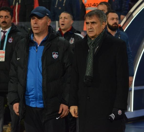 1461 Trabzon 1 Beşiktaş 1 -Maç özeti-