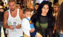 Caner Erkin'in Asena Atalay'a açtığı velayet davası başladı