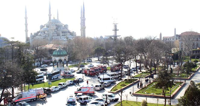 Sultanahmet saldırısı davasında 5 tahliye