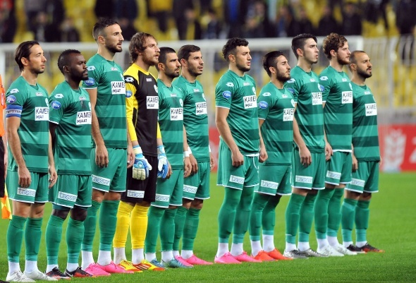 Fenerbahçe 6- Giresunspor 1