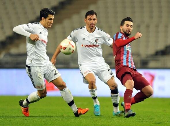 Beşiktaş 1- 1461 Trabzon 0 (Maç özeti)
