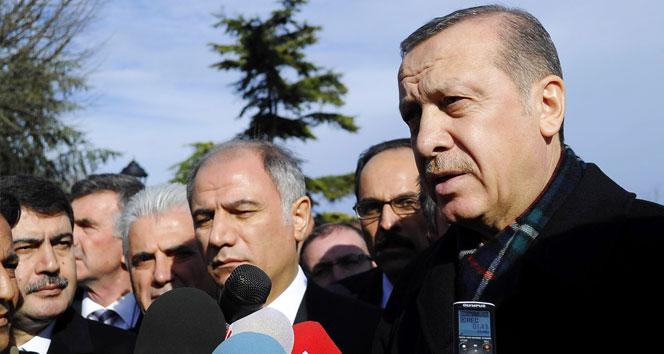 Cumhurbaşkanı Erdoğanın dünürü hastaneye kaldırıldı