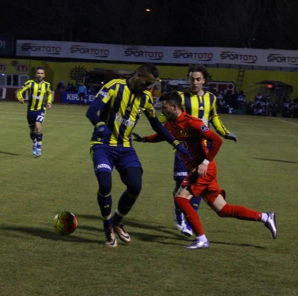 Eskişehirspor 0 Fenerbahçe 3