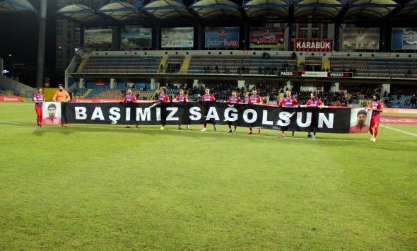 Kardemir Karabükspor 2 Beşiktaş 0