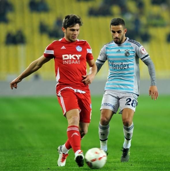 Fenerbahçe Tuzlaspor maçından kareler