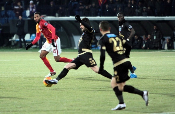 Osmanlıspor 3 Galatasaray 2