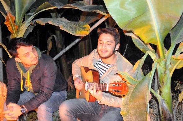 Gitarlı zirai don nöbeti