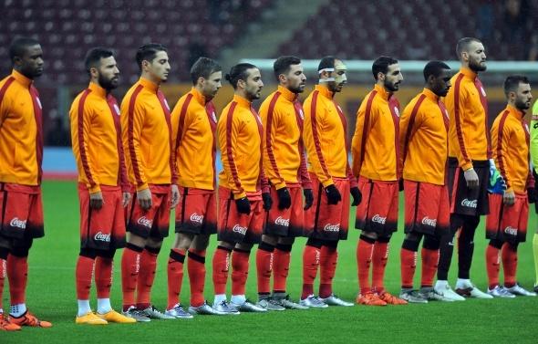 Galatasaray 4 Kastamonuspor 1