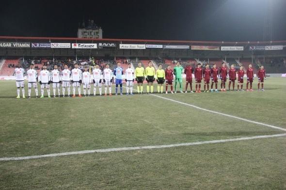 Gaziantepspor 2 Trabzonspor 0