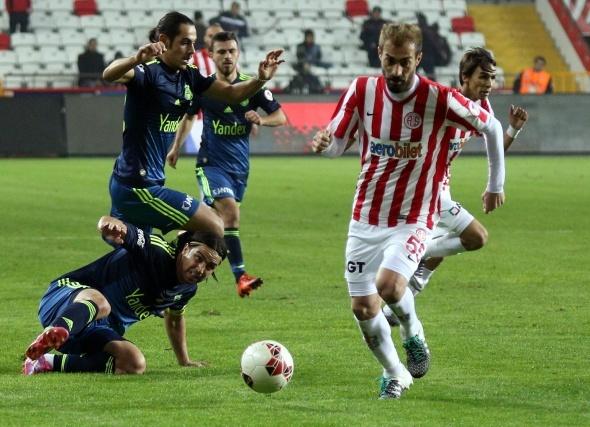 Antalyaspor 0  Fenerbahçe 0