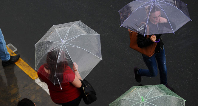 13 Ekim Cuma 2017 yurtta hava durumu | Meteoroloji'den o illere uyarı
