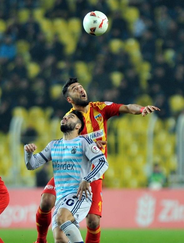 Fenerbahçe 1 Kayserispor 0 -Maç özeti-