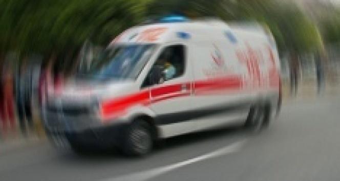 Kahramanmaraş'ta halk otobüsü devrildi! Çok sayıda öğrenci yaralandı