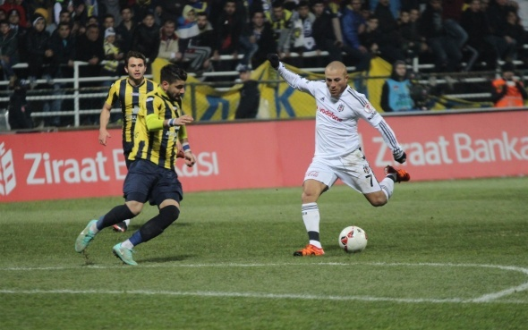 Bucaspor 0 Beşiktaş 2