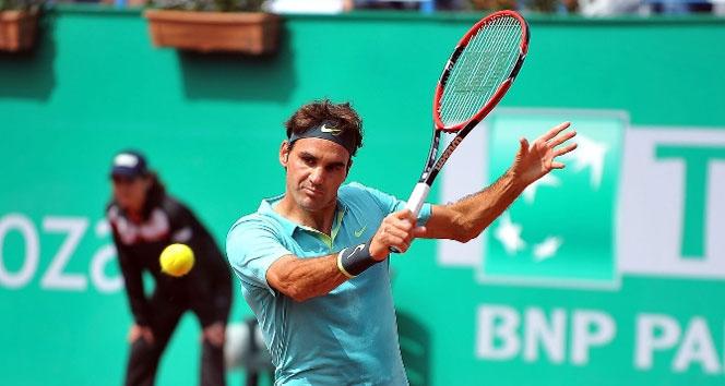Şanghay Masters Tenis Turnuvası'nda Federer yarı finalde