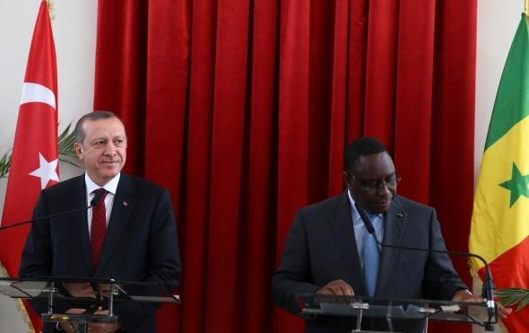 Erdoğan: 'Rusya, Esed'e butik bir devlet kurma gayreti içerisinde'