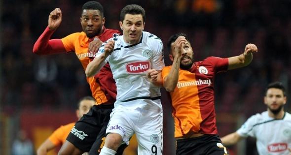 Galatasaray 0 Torku Konyaspor 0