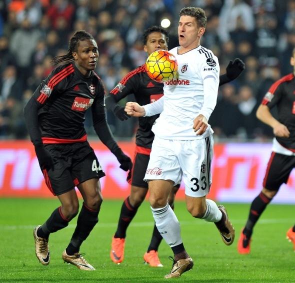 Beşiktaş 4 Gaziantepspor 0 -Maç özeti-